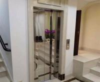 标准曳引家用电梯--红磡领世郡案例