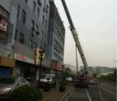 上海家具吊装、设备搬迁、机器移位