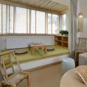 阳台这样设计家里又多出一间房,漂亮又实用