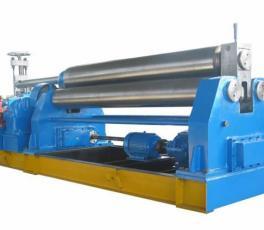 W11-16×2500三辊对称式机械卷板机