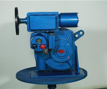 电动执行器ZND系列4000~6000