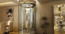 家用异形别墅电梯