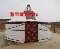 6米传统餐厅蒙古包