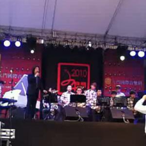 爵士乐团受邀参加北京九门国际爵士乐节音乐会