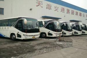 天津仁禾班车租赁公司