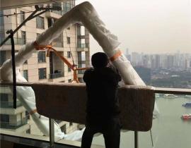 上海吊玻璃