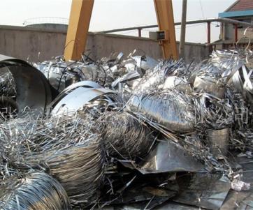 废稀有金属回收