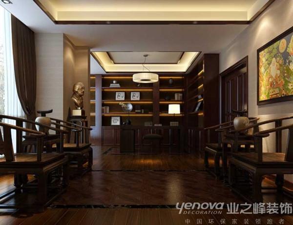 成都别墅设计之新中式风格