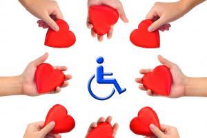 残疾人挂靠