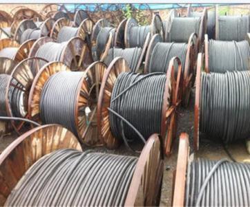废电缆电线回收