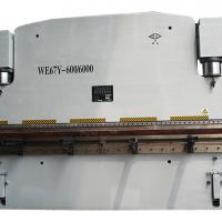 WE67Y-600/6000折弯机