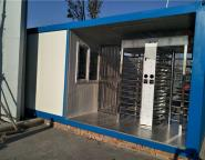 中国铁建门禁室集装箱