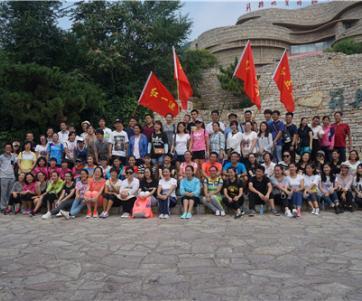 天津團市委重走長征路大型主題活動