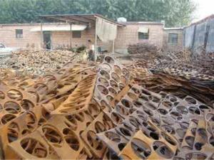 废钢废铁废铜回收