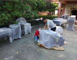 青岛家具包装