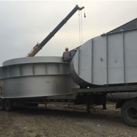 瑞海钢结构运输