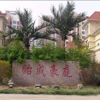 中海公园城*滟湖苑家用别墅观光电梯案例