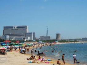 东戴河海滨浴场