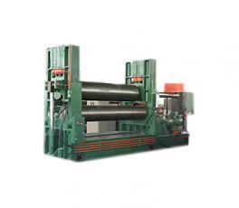 液压三辊对称式卷板机