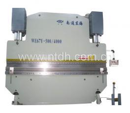 WE67Y-500/4000折弯机