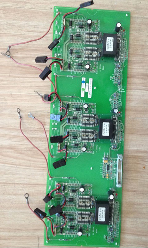 电路板 480_800 竖版 竖屏