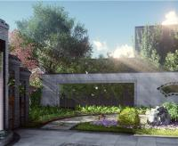 别墅庭院景观