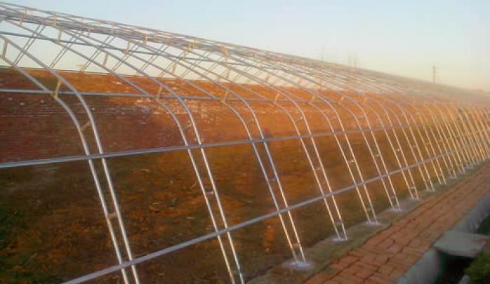 天水温室大棚建设