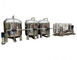 天津工厂水处理软水设备
