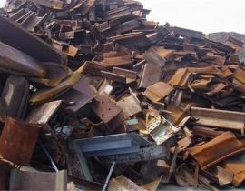 上海废旧钢材回收