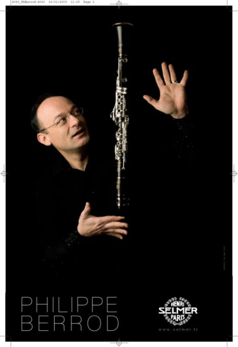巴黎交响乐团单簧管首席  独奏演员 eliot gattegno美国萨克斯演奏家