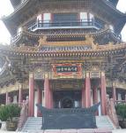 辽宁葫芦岛市绥中县万佛寺庙