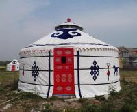 传统创新蒙古包
