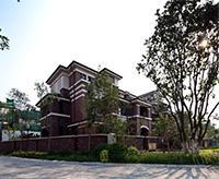 津南滟湖苑家用别墅电梯案例