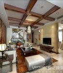 别墅装修之闲暇休闲的生活动-龙门镇320平东南亚风格