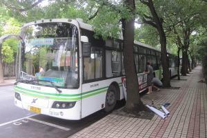 公交巴士广告