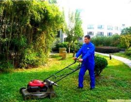 上海小區綠化養護
