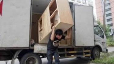 青岛居民搬家