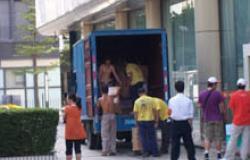 上海居民搬家搬场