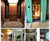 标准曳引家用电梯--富力新城案例