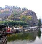 东戴河绥中九门口水上长城景区
