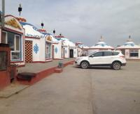 农家院蒙古包