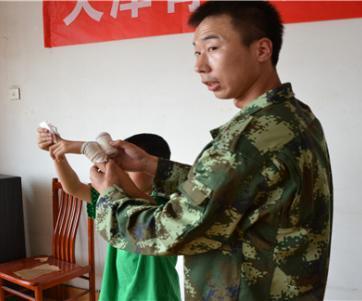 天津青年旅行社青少年拓展训练