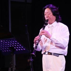 单簧管教授王少华