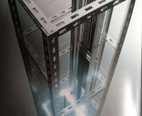 屋内空位自建井道电梯设计解决方案(钢结构)