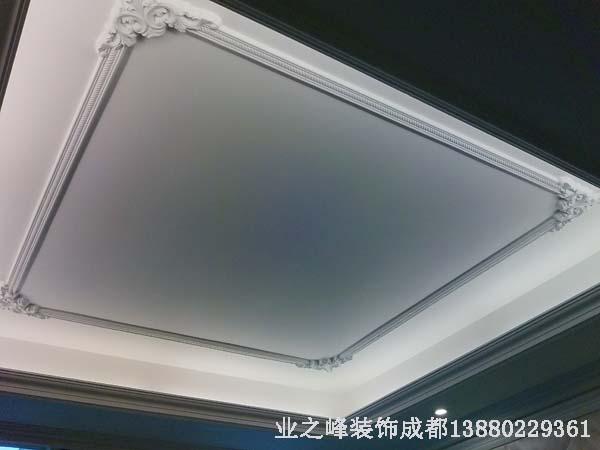 卧室吊顶效果