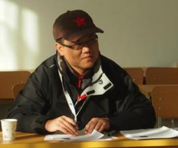 拓展培訓師—李賢銘