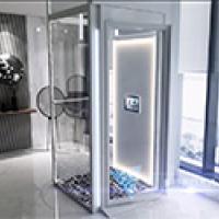 家用智能观光电梯