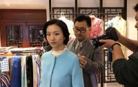 CCTV-4采访孟洛川品牌店