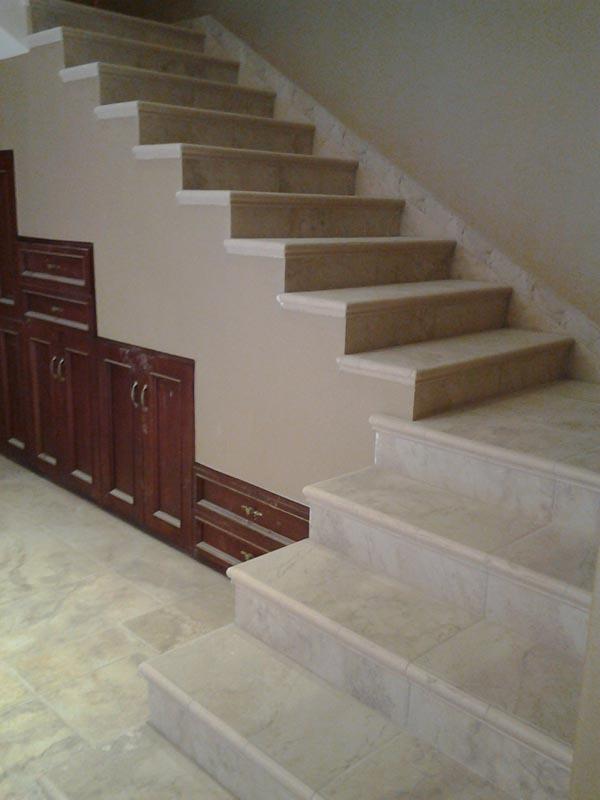 楼梯踏步装修效果图   提供楼梯踏步装修效果图_瓷砖楼梯