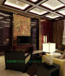 成都别墅专业设计华侨城560平新中式风格
